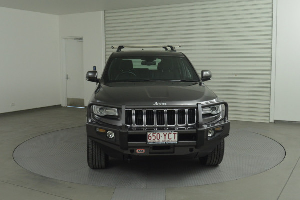 2013 MY14 Jeep Grand Cherokee WK MY2014 Laredo Suv Image 4