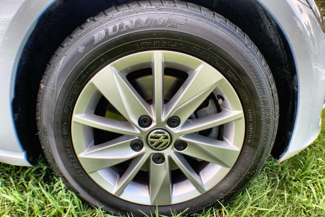 2016 MY17 Volkswagen Golf 7 92TSI Hatch