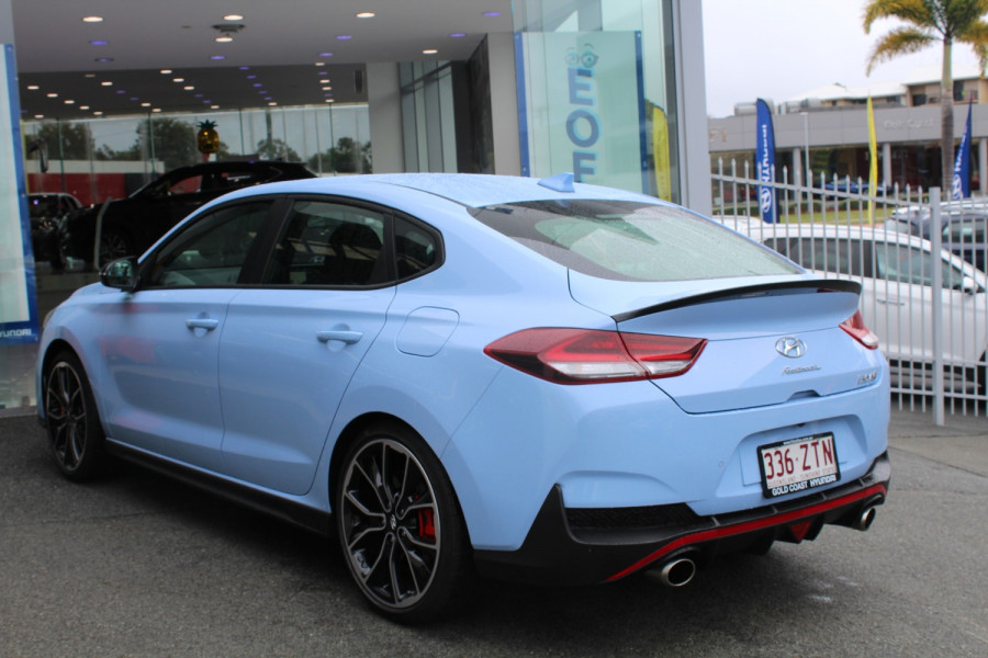 2019 MY20 Hyundai i30 PDe.3 N Performance Fastback Hatchback Image 17