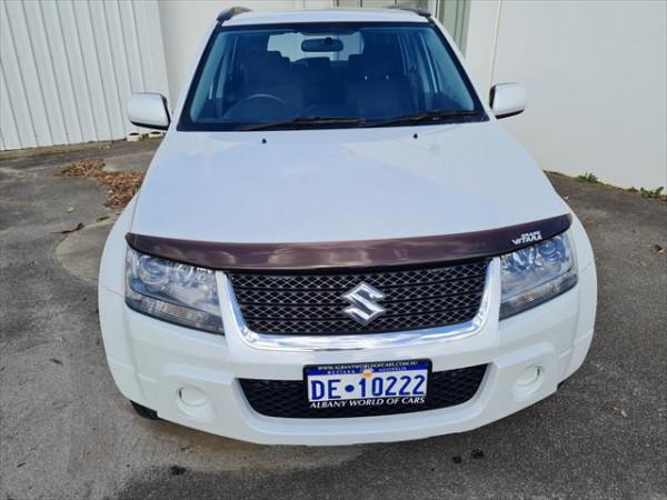2010 MY09 Suzuki Grand Vitara JB  Suv Image 2