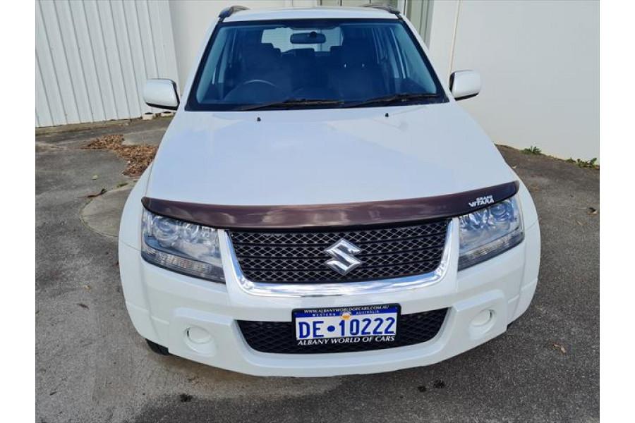 2010 MY09 Suzuki Grand Vitara JB  Suv