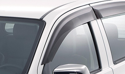Front Slimline Weathershields