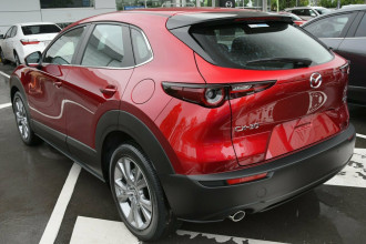 2021 MY20 Mazda CX-30 DM Series G20 Evolve Wagon Image 3