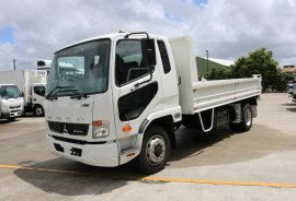 Fuso Fighter 1124 TIPPER
