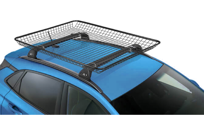 Roof basket.