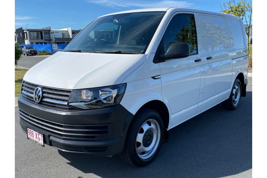 2017 Volkswagen Transporter T6  TDI250 Runner Van