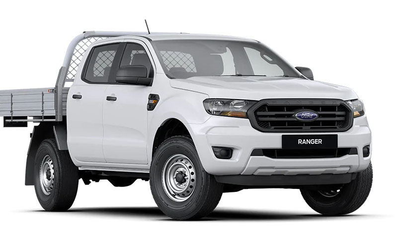 4x2 XL Double Cab Chassis Hi-Rider