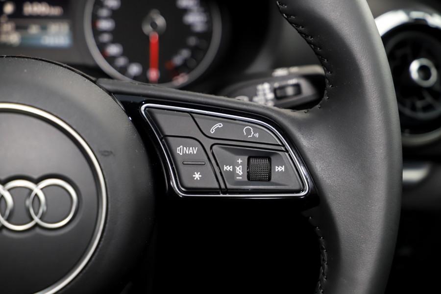 2020 MY18 Audi A3 Sedan 8V 1.4 TFSI CoD Sedan