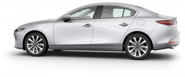 2020 Mazda 3 BP G25 Astina Sedan Sedan Mobile Image 20