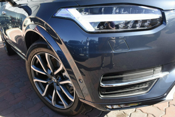 2018 Volvo XC90 L Series MY18 T6 Geartronic AWD Momentum Suv Image 2