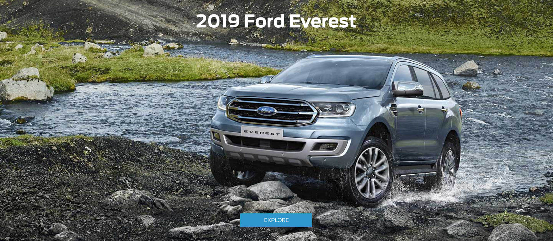 New ford vehicles
