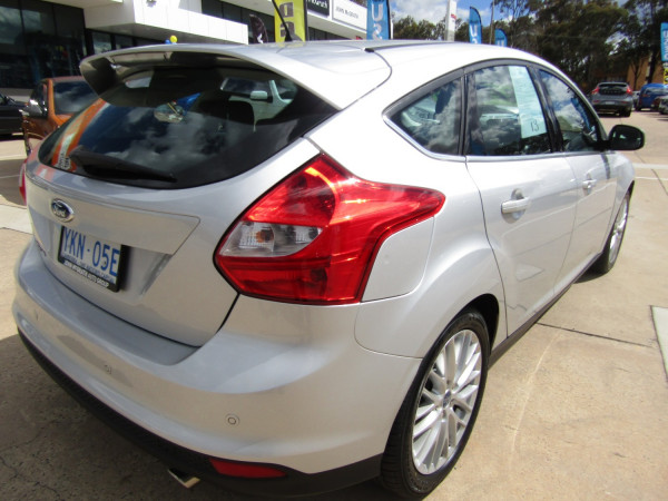 2011 Ford Focus LW Sport Hatchback