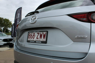 2019 Mazda CX-5 KF4WLA Akera SKYACTIV-Drive i-ACTIV AWD Suv Image 4