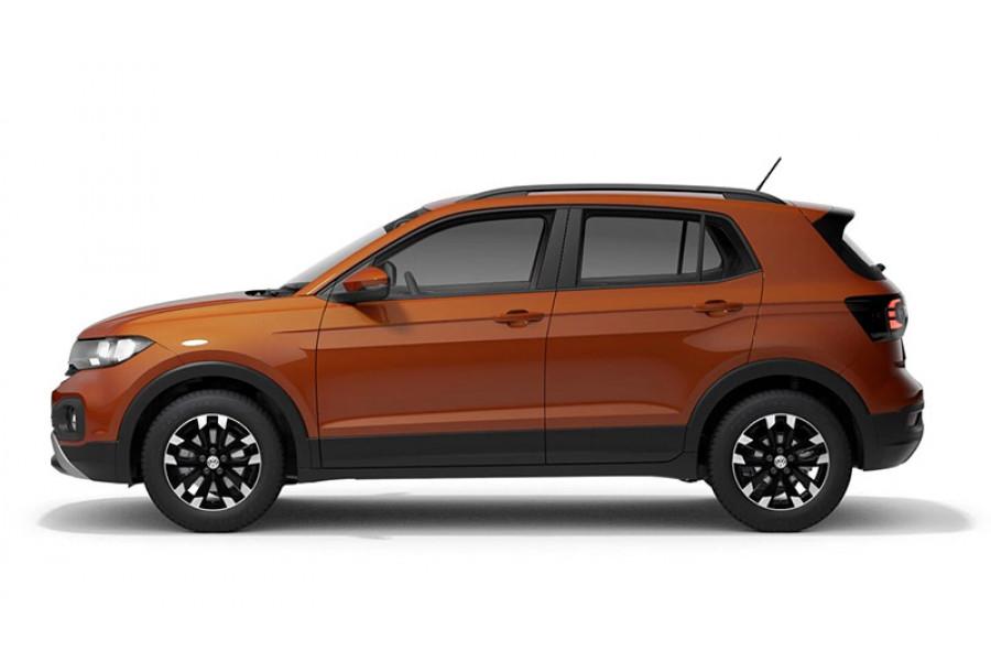 2021 Volkswagen T-Cross 85TSI Life 1.0L T/P 7Spd DSG Suv
