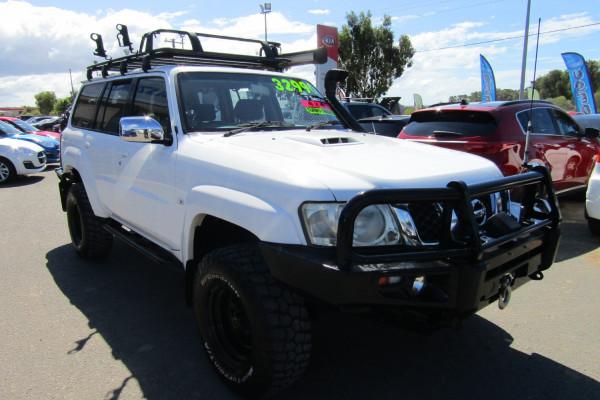 2006 MY05 Nissan Patrol GU IV MY05 ST Suv