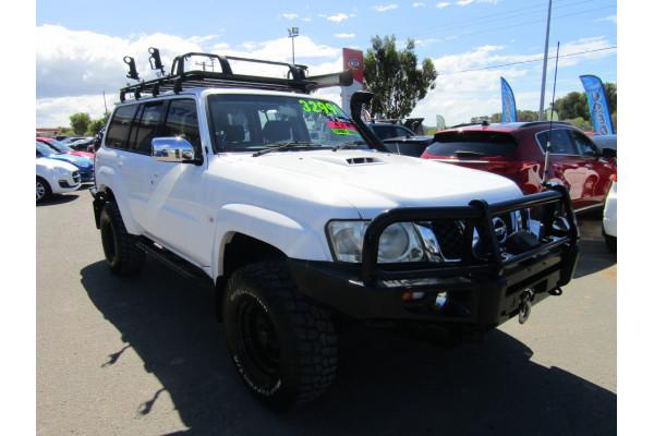 2006 MY05 Nissan Patrol GU IV MY05 ST Suv Image 2