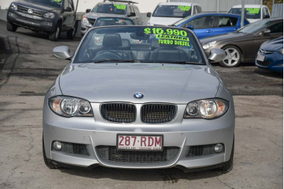 2010 BMW 1 Series E88 MY10 118d Convertible Image 4