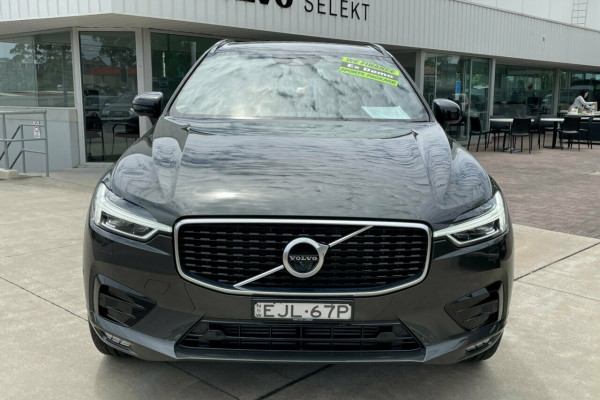 2019 MY20 Volvo XC60 246 MY20 T6 R-Design (AWD) Suv
