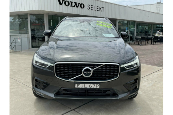 2019 MY20 Volvo XC60 246 MY20 T6 R-Design (AWD) Suv Image 2