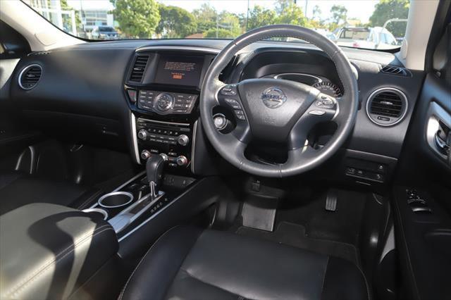 2017 Nissan Pathfinder R52 Series II MY17 ST-L Suv Image 11