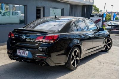 2016 Holden Commodore VF Series II MY16 SV6 Black Sedan Image 5
