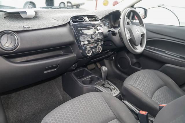 2015 Mitsubishi Mirage LA MY15 ES Hatchback Image 10