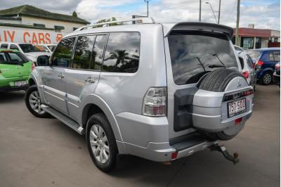 2011 Mitsubishi Pajero NT MY11 Exceed Suv Image 4
