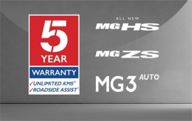2021 MG ZST Essence 1.3PT Rv/suv image 3