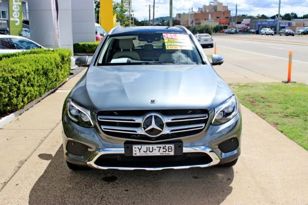2018 MY08 Mercedes-Benz Mb Cclass X253  GLC250 GLC250 d Wagon Image 3