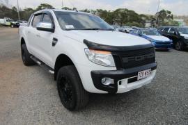 2013 Ford Ranger PX XLT Utility Image 3