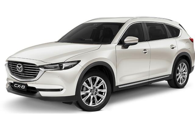 2020 Mazda CX-8 KG GT Suv