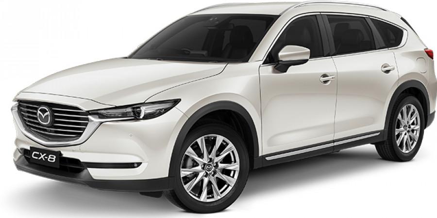 2020 Mazda CX-8 KG GT Suv Image 1