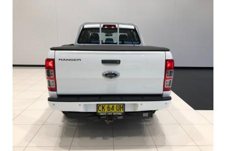 2017 Ford Ranger PX MkII Turbo XL 4x4 dual cab Image 5