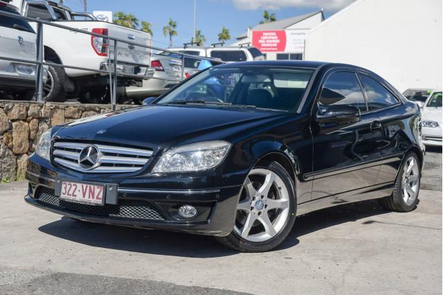 2010 Mercedes-Benz Clc-class CL203 CLC200 Kompressor Coupe