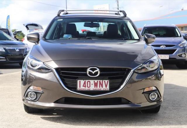 2016 Mazda 3 BM Series SP25 Sedan