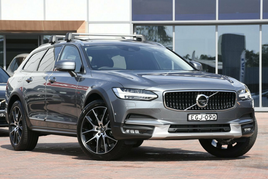 2019 MY20 Volvo V90 Cross Country D5 Suv Image 1