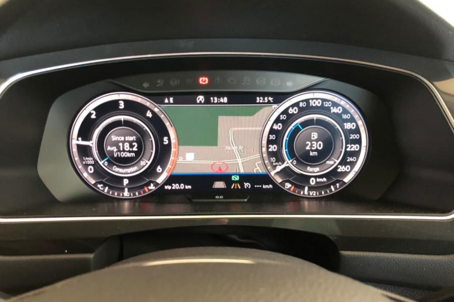 2018 Volkswagen Tiguan 5N Allspace Highline Wagon