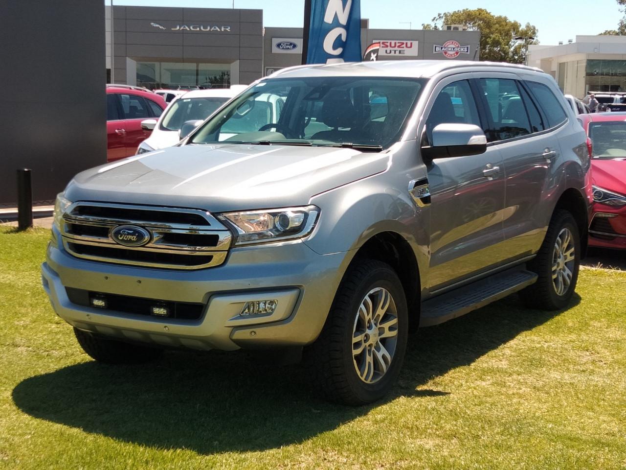 2016 Ford Everest UA TREND Suv Image 1