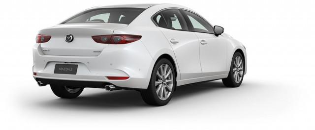2021 Mazda 3 BP G20 Touring Sedan Sedan Mobile Image 13