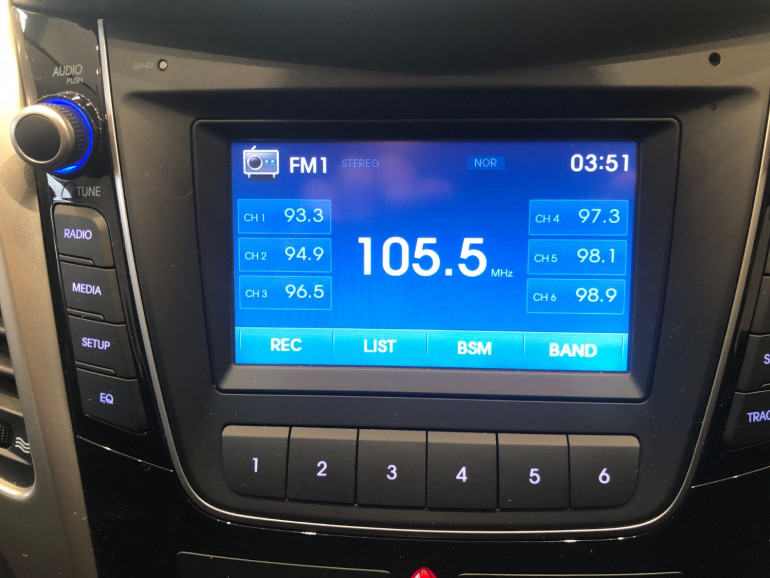 2015 Hyundai i30 GD2 Active Hatchback