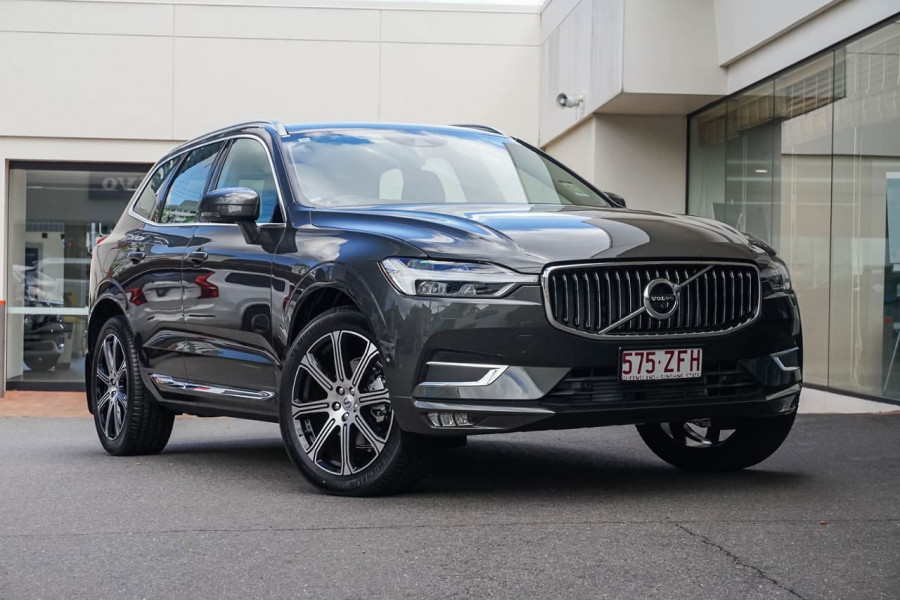 2019 Volvo XC60 UZ T5 Inscription Suv Image 1