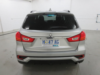 2017 Mitsubishi ASX XC LS ADAS Wagon
