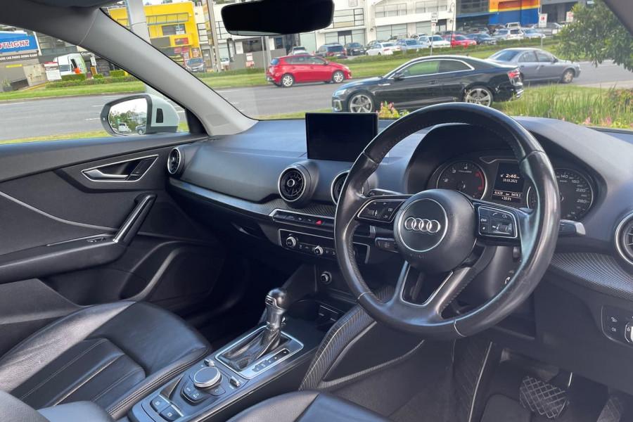 2016 Audi Q2 sport
