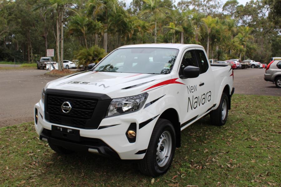 2021 Nissan Navara D23 King Cab SL Cab Chassis 4x4 Utility