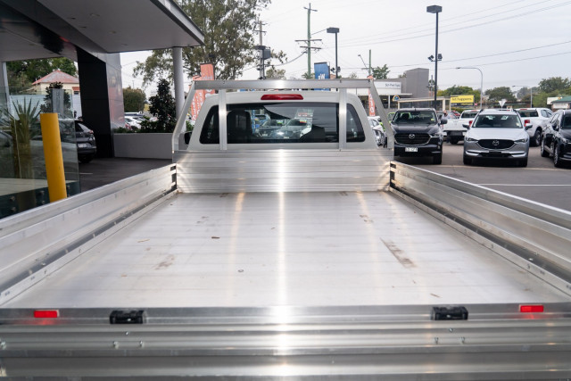 2021 Mazda BT-50 TF XT 4x2 Single Cab Chassis Cab chassis Mobile Image 13