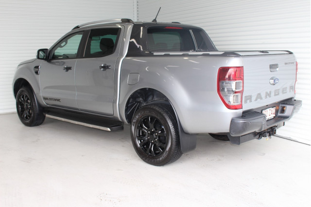 2019 Ford Ranger PX MkIII 4x4 XLT Double Cab Pick-up Dual cab Image 5