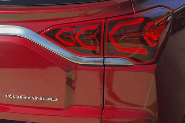 2019 MY20 SsangYong Korando C300 Ultimate Wagon Image 5