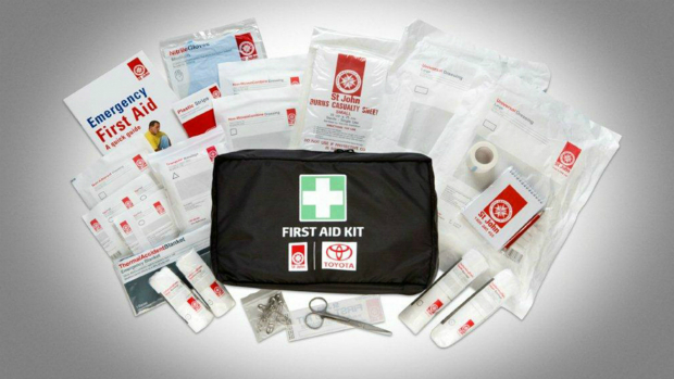 First Aid Kit Family Motorist Kit