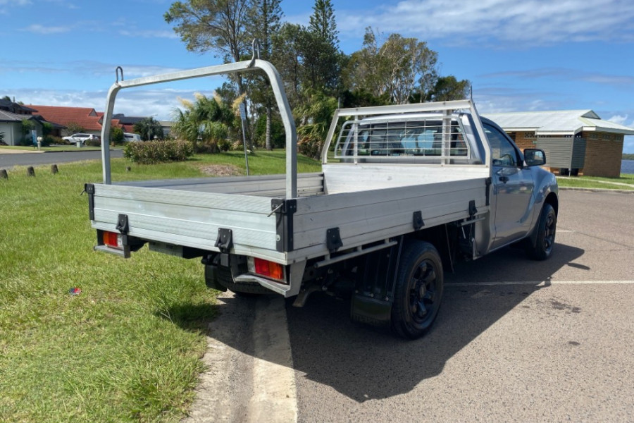 2015 Mazda BT-50 UP0YD1 XT Cab chassis