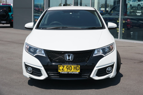 2014 Honda Civic 9th Gen MY14 VTi-L Hatchback